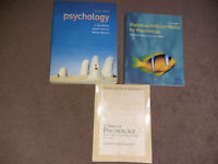 3x Psychology Books