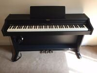 Roland RP301-SB Digital Piano Contemporary Black