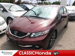 2015 Honda Civic Sedan TOURING NAVIGATION PUSH START SUNROOF
