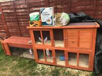 Bunnies and hutches