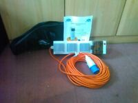Electric hook up unit (never used)