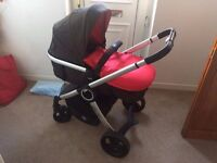Chicco urban travel system withoutcar seat