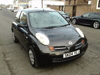 2004 04 NISSAN MICRA 1.0 E 3DR ** NEW SHAPE ** MOT 24TH JANUARY 2018 ** NEW TIMING CHAIN AND SERVICE