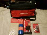 Brand new rothenberger plumbers bag