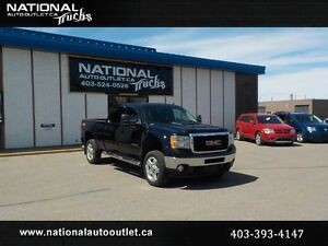 2012 GMC Sierra 2500HD SLT Duramax Leather Loaded