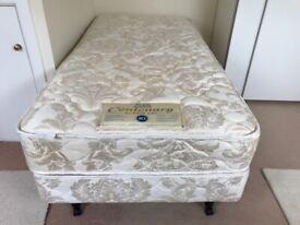 Rest Assured single bed