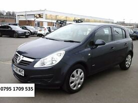 Vauxhall Corsa 1.3 CDTi 16v Club 5dr 3&12 months warranty Available