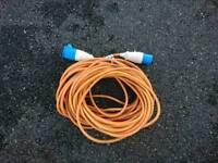 25m Caravan Hook Up Cable extension