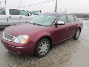 2007 Ford Five Hundred LIMITED**AWD**NAVY** CERT & 3 YEARS WARRA
