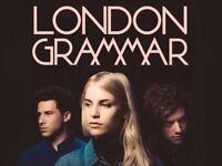 London Grammar tickets (17th October 2017)