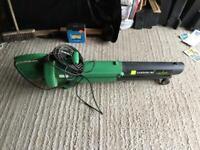 NEW Unused Garden hoover leaf blower vacuum