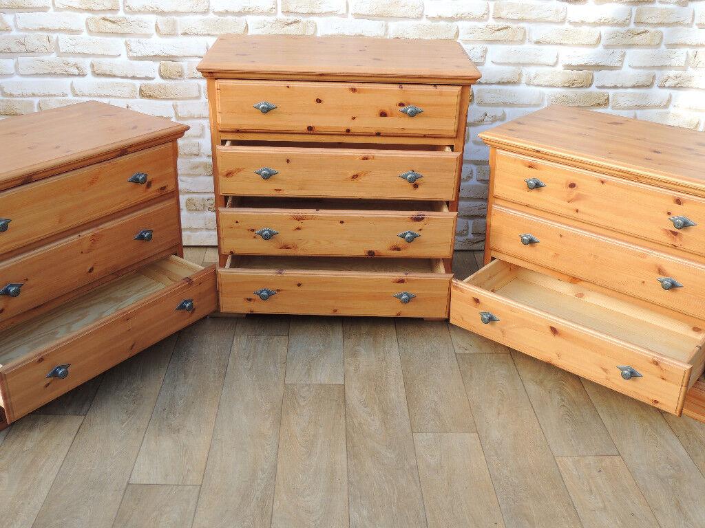 Schreiber Bedroom pine set (Delivery)