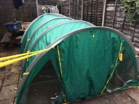 Tent - vango discovery 2 man tent