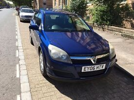 Vauxhall Astra automatic 1.6 76k miles
