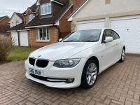 BMW 3 SERIES, 2.0 SE Coupe, ALPINE WHITE- RED LEATHER ,6 SPEED, 4 NEW TYRE'S ,
