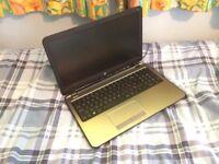 HP 255 Laptop Notebook (AMD A4, 4gb ram, 500gb, win 10)
