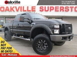 2009 Ford F-250 | LOW MILEAGE | FX4 | LIFTED | TOOL BOX |