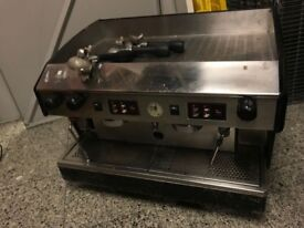 WEGA 2 GROUP COFFEE MACHINE