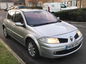 Renault Megane 1.5 DCI £499