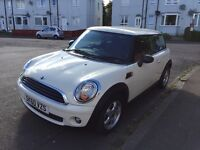 2010 Mini first 1.6 36000 genuine miles,great condition 11 months mot £4000 Ono