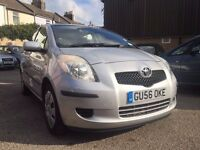 Toyota Yaris 1.3 VVT-i T3 5dr£3,095 one owner from new