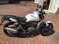 Zontes 125cc swaps