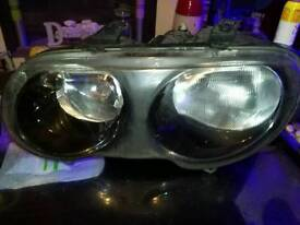 Mg zr front lights