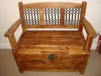 Storage Bench in great condition