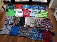Boy's clothes bundles - age 3-4yrs