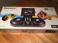 Numark iDJ Live DJ System DJ Controller for iPad, iPhone or iPod