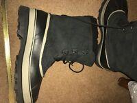 Men's Snow boots - UK 12, worn once