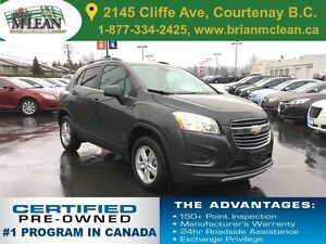 2016 Chevrolet Trax LT AWD Sunroof Rear View Camera Remote Start