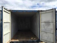 ISO storage container for rent. £100 per month