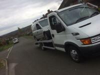 3.0 iveco recovery truck.