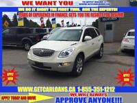 2010 Buick Enclave CXL*LEATHER*BACK UP CAMERA*AUTO START*