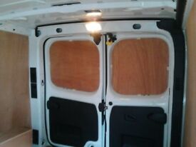 Ply lining kit for Vauxhall Vivaro LWB 2014+
