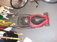 electric lawn mower.Power Devil 1000w