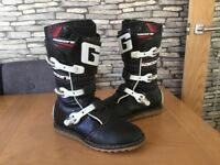Gaerne Trials Boot UK size 9.5
