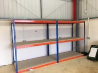 Super Heavy duty industrial long-span shelving 900mm deep(pallet racking , storage )