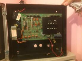 Meniver fire system 2000 control panel