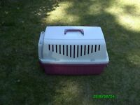 Pet carrier for small animals