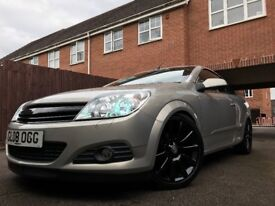 Astra twintop convertible 1.8 auto 69k