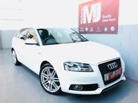 2011 AUDI A3 2.0TDI S LINE ** ONLY 60k ** FINANCE AVAILABLE **