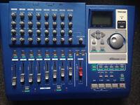 8 track - Tascam DP-01