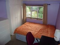 Clean Central Double Room ALL Inclusive (Very Large Room)
