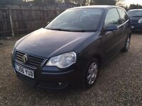 VW POLO 1.2S 3DR 2006 IDEAL FIRST CAR CHEAP INSURANCE EXCELLENT CONDTION