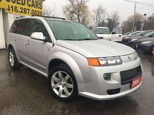 2004 Saturn VUE AWD/LEATHER/ROOF/LOADED/ALLOYS