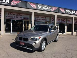 2012 BMW X1 AUT0 AWD LEATHER PANORAMIC ROOF 92K