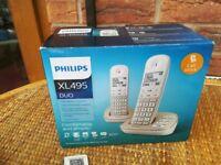 Phillips XL 495 Duo