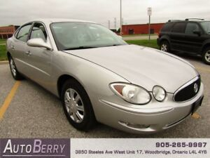 2007 Buick Allure CX ***ACCIDENT FREE ** CERTIFIED*** $3,999